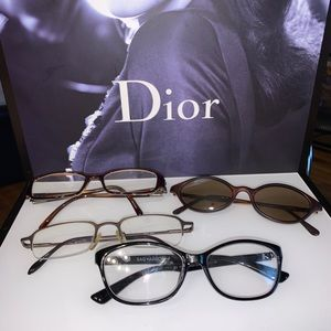 Assorted Vintage glasses/sunglasses